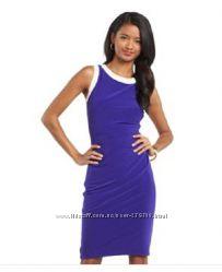 Облегающее платья от ralph lauren, линия chaps by ralph оригинал, Америка