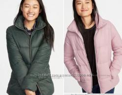 Куртка -puffer jacket, old navy, р. хл tall, по замеру пог65 на ог 120-122,