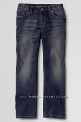 Lands End 7 -14 лет - джинсы детские и юношеские