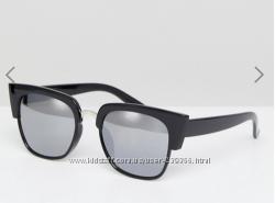 Гламурные черные большие квадратные солнцезащитные очки, fc3 - высокая защи