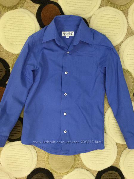 Рубашка р. 122, на 6-7 лет.