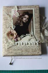 блокноты и открытки с вашими фотографиями