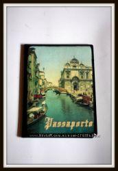 обложка на паспорт загранпаспорт скрапбукинг