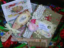 подарочные наборы Hand made