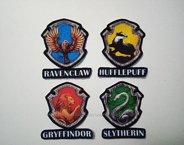 Набор нашивок Гарри Поттер