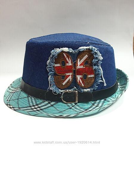 Стильная шляпа-челентанка
