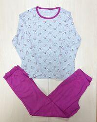 Пижама на девочку подростковая