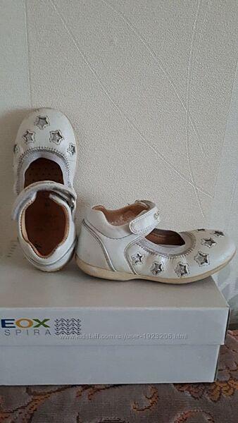 Туфли для девочки Geox, 26 размер