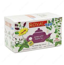 Чай травяной египетский для похудения Royal Regime Tea Roal Herbs 50шт