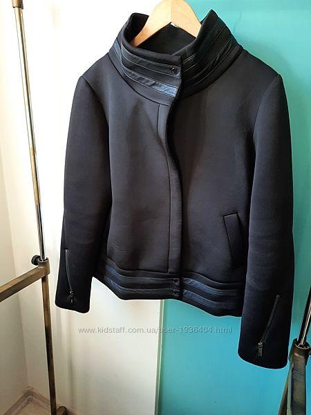 Куртка в байкерсом стиле