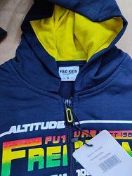 Спортивный костюм для мальчиков F&D, Stronger, 104-146см