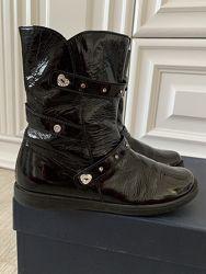 Лаковые ботинки Naturino 33 размер
