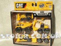 Caterpillar CAT Mini Machine Набор из 5шт машинок