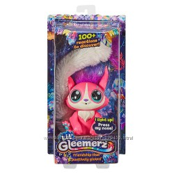 Lil Gleemerz Adorbrite Интерактивный зверек литл глимерс розовый
