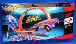Hot Wheels Power Shift Raceway Трек Хот вилс безумный форсаж