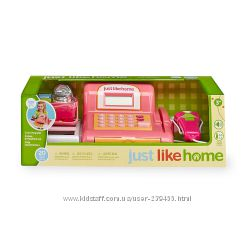 Cash Register Playset - Pink Кассовый Аппарат