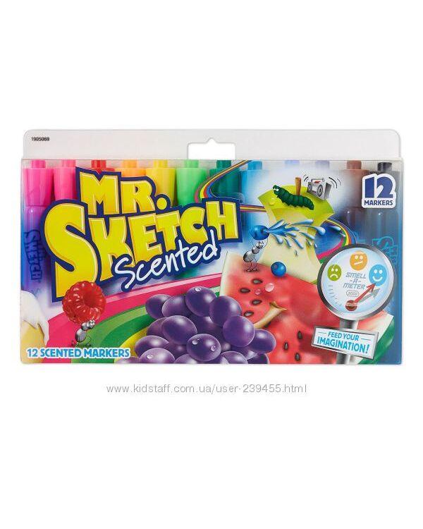 Scented Markers Mr. Sketch Ароматизированные фломастеры