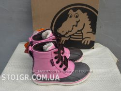Ботинки демисезон Крокс Crocs оригинал Duck Boot