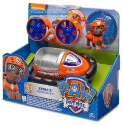 Nickelodeon, Paw Patrol - Zuma&acutes Hovercraft Зума со спасательным автомобиле