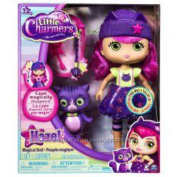 Little Charmers Hazel Magic Doll Интерактивная Кукла Хейзел
