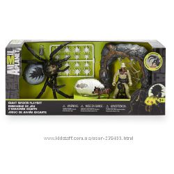 Animal Planet Giant Spider Play Set Планета Животных гигантский паук