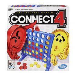 Connect 4 Game Hasbro настольная игра Собери 4-ку 4 в ряд