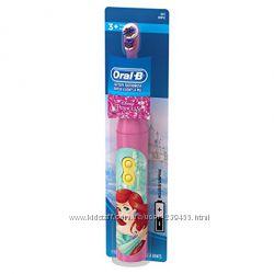 Oral-B Kids Детская электрическая зубная щетка Принцессы