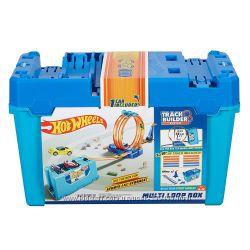 Hot Wheels Track Builder Multi Loop Box FLK90 Трек Хот Вилс Петля 3 в 1
