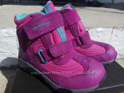 Merrell Moab Polar Snow Boot Зимние ботинки Merrell 29р на липучке