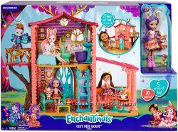 Enchantimals Cozy Deer House Дом Данессы Оленни FRH50 Энчантималс