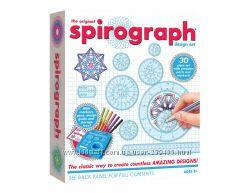 Original Spirograph Design Спирограф для детей