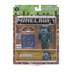 Minecraft Stray Фигурка Майкрафт Зимогор