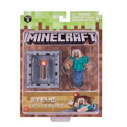 Фигурка майнкрафт Стив Minecraft Steve