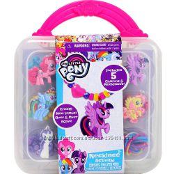 My Little Pony Май литтл пони набор для создания бус