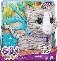Hasbro furReal Walkalots Kitty Интерактивная игрушка фурриал Котенок