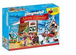 Адвент календарь офис Санты Playmobil 9264 Advent Calendar SantaWorkshop