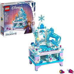 Конструктор Лего 41168 Шкатулка Эльзы LEGO Disney Elsa Jewelry Box