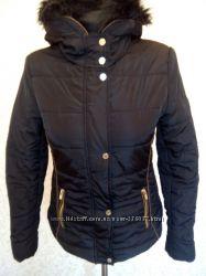 новая  теплая куртка Reserved 38 размер