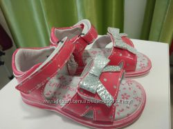 Босоножки для девочек тм Flamingo р. 21-26