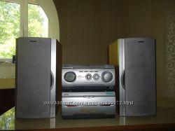Музыкальный центр Sony HCD-WZ5