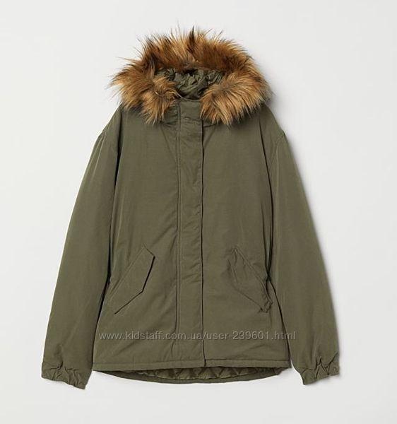 Куртка демисезонная H&M, размер S