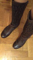 Кожаные сапоги Blackstone