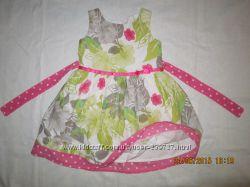 нарядненькие платья на 86-98см
