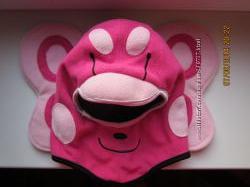 флисовый шлем-бабочка TRESPASS 2-4 года