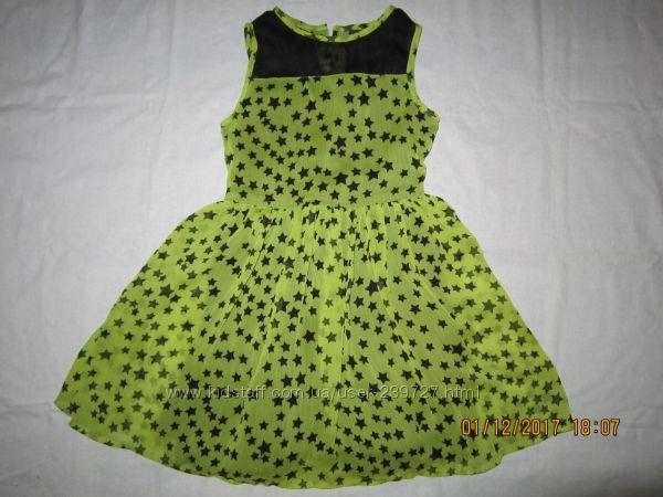платья на 3-4года