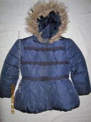куртка NEXT 5-6лет