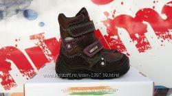 Зимние ботинки Minimen на мембране Sympatex