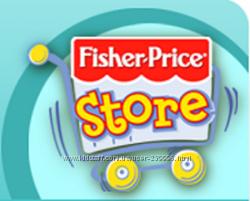 Fisher-Price из США. Самые выгодные условия