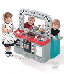 Детская кухня STEP 2 ретро бистро 50-х годов