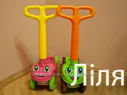 Іграшка Самокат Технок, арт. 3473 та 3657. Новинка